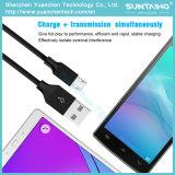 Cabo material novo do USB dos dados para o carregador de Samsung