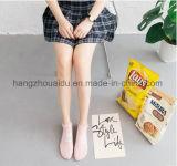 Чисто цвет конфеты с английским носком платья слов