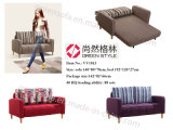 Exercício de estilo moderno sofá a função de sala de estar com sofá-cama cama de função