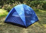 卸し売り屋外のDouble-Deck 2人のキャンプテント