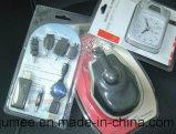 Saldatrice ad alta frequenza della Doppio-Testa della pellicola del soffitto del PVC di stirata