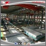 電流を通される温室の構築の熱い浸されたGIは重量を配管する