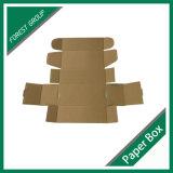 China Proveedor Caja de papel ondulado marrón