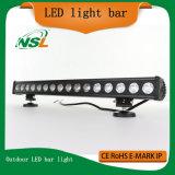 단 하나 줄 크리 사람 10W LED 표시등 막대 4X4 LED 바 빛 중국제
