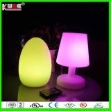 Lampe de table aux oeufs Lampe de table LED Samll Lampe LED pour divertissement