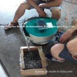 Máquina de separação e de alimentação da mola da eficiência elevada