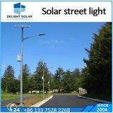 energiesparende Plastik-Überzogene Batterie-Solarstraßenlaternedes Gel-30W
