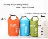 Kleiner wasserdichter trockener leichter trockener Sack des Beutel-5L/trockene Beutel - Unterhalt-Gang trocken für Kayaking, Strand, das Flößen, Bootfahrt, das Wandern, das Kampieren und die Fischerei