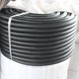 Dehnbarer Polyester-Faser-umsponnener Gummiluft-Schlauch