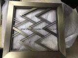 Partitions matérielles de pièce de coupure de laser d'acier inoxydable de Buliding