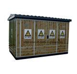 Type de boîte européen préfabriqué Sous-station / Distribution de puissance Transmission / Station