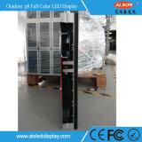Afficheur LED P8 Panel&#160 de location extérieur polychrome de vente chaude ; pour des événements