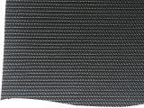 Лист картины оплетки Anti-Slip резиновый, настил полового коврика