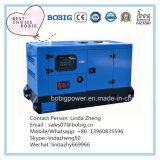 generador abierto silencioso del pabellón de 80kw 100kVA con Cummins Engine 6bt5.9-G1