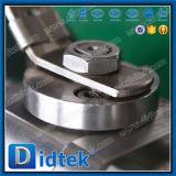 Didtek BS5351のクラス1500の高圧F51浮遊球弁