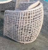 Populärer neuer Entwurf aus Weiden geflochtenes im FreienGaraden, das Stuhl mit für Hotel (YT1069, speist)
