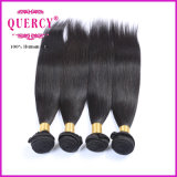 Remy Virgin Extensão do cabelo peruana Straight Wavy Curly Weaving Available
