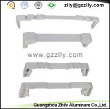 Profils d'aluminium de matériau de construction