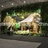 Het nieuwe Hotel van de Tenten van Glamping van de Tent van de Aankomst Modieuze Commerciële Decoratieve