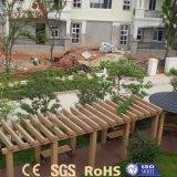 Pergola lourd imperméable à l'eau personnalisé moderne du jardin WPC
