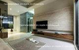 Nuevo hoja decorativa coloreada del mármol del Faux de los materiales de construcción diseño