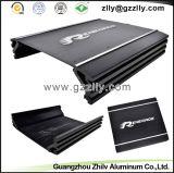 De Profielen Heatsink van het aluminium voor de AutoRadiator van het Deel
