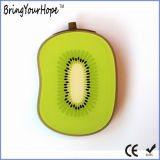 Sanduíche de limão Kiwifruit Apple Shape Fruit Design Cute Power Bank (XH-PB-245)