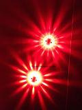 재충전용 4W LED 스트로브 경고 안전 빛
