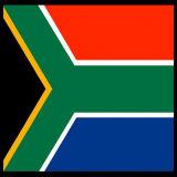Koord van de Macht van Zuid-Afrika het Standaard met Certificaat 16A/6A
