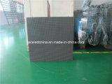 Parede de vídeo ao ar livre P8 SMD em cores à prova d'água