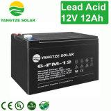 De Batterij van de Ventilators Delkor van Ce ISO UL 12V 12ah 20hr
