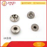 кнопка кнопки покрынного кольца металла 12.5mm/металлическое Направлять-Цена кнопок/фабрики весны кнопки/металла крепежной детали