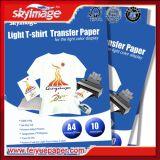 140g Aw het Lichte Document van de T-shirt voor Katoenen van 100% T-shirt voor Allerlei De Printers van Inkjet