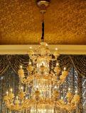 Iluminación colgante de lujo para el Hotel y restaurante