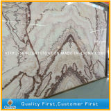 Natürliche Poliergelbe Onyx-Luxuxfliesen für Innendekoration-Fußboden/Wand