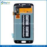 Affichage à cristaux liquides initial en gros de téléphone mobile pour le bord de Samsung S6/S6 Edge/S6 plus