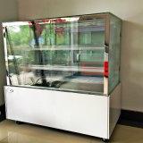 0-5 grados de ángulo vertical de mármol blanco de torta de pantalla de refrigerador