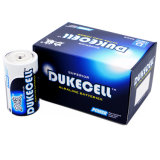 Bateria alcalina da alta qualidade Lr20 da embalagem do cartão da bolha