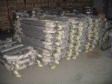 Gondole suspendue d'échafaudage de berceau d'accès de plate-forme d'alliage d'aluminium de la CE Zlp500