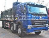HOWO A7の熱い販売8*4のダンプトラック