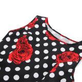 Retro vestiti dall'annata del fornitore di Rockabilly Pinup dei vestiti di ballo all'ingrosso dell'oscillazione