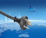Argentinien-Extensions-Netzkabel-Stecker Yl020 mit 10A 250V