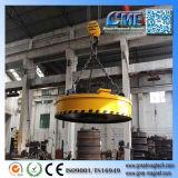 Elettromagneti di sollevamento circolari per gli scarti d'acciaio