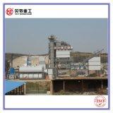 De Hete Mengeling van hoge Prestaties 120 T/H het Mengen zich van het Asfalt Installatie met de Bak van de Opslag van de Vorm van de Container