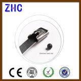 4.6 Série individu de 150mm à de 2000mm verrouillant le type serre-câble de blocage de bille de l'acier inoxydable 304 316