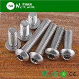 A2ステンレス鋼の十六進ソケットボタンヘッドねじ(ISO7380)