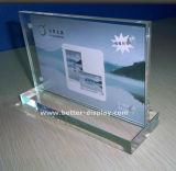 Supporto acrilico libero del menu di Cutom con il marchio (BTR-I 6011)