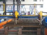 Máquina de estaca da tira da Multi-Cabeça para a construção de aço