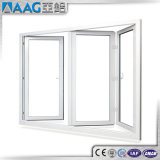 Здание алюминиевой двери металла двери патио селитебное