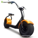 1000W Harley Fat Tire Vespa Scooter eléctrico
